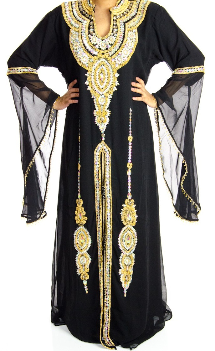 Saudi Arabia Khaleeji Knight Dress