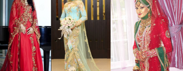 Bridal Dresses in Middle East
