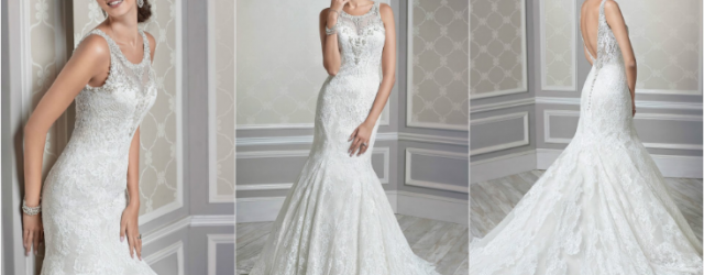 Bridal dress in Europe
