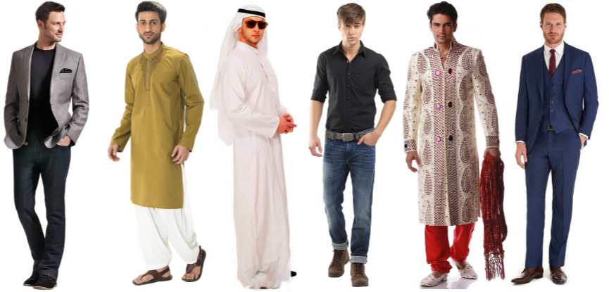 New Dress Ideas for Men
